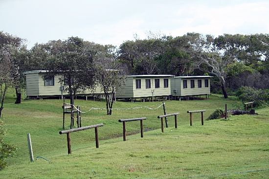 Eco National Park cabins
